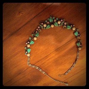 One of a kind vintage necklace